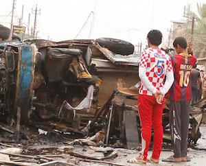 Iraq, esplodono autobombe: 11 morti