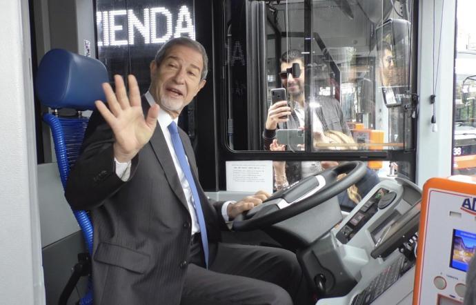 Consegnati all'Amt di Catania 27 nuovi autobus: li ha comprati la Regione