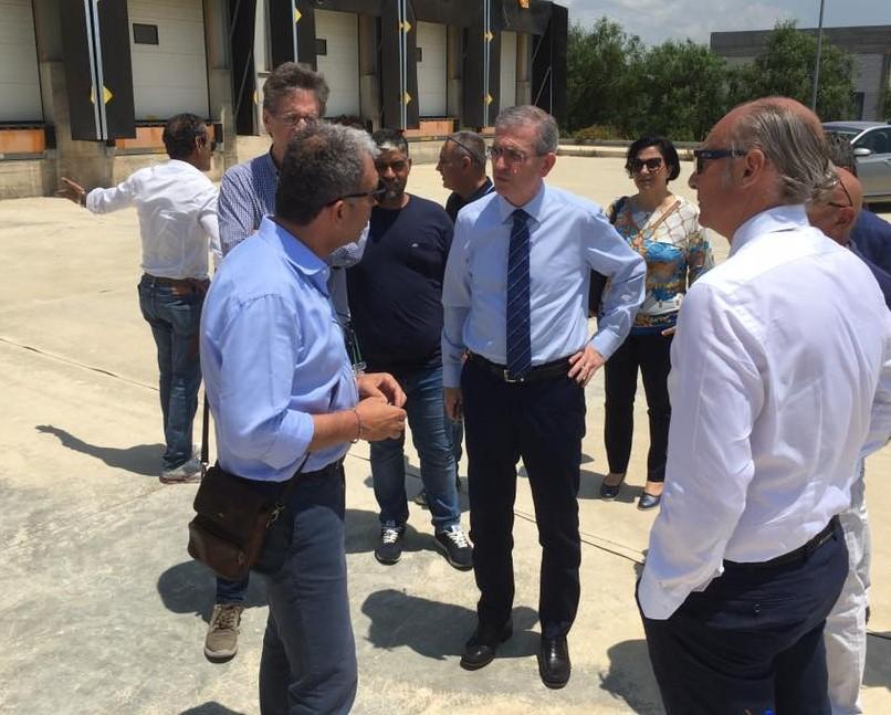 Vittoria, dalla Regione arrivano 422.000 euro per completare l'autoporto