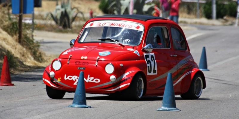 Autoslalom, si corre la prima edizione della 'Rosolini - Timparossa'