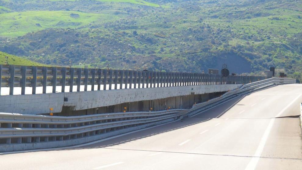 Autostrade, viadotto usurato: protratta chiusura Palermo-Catania