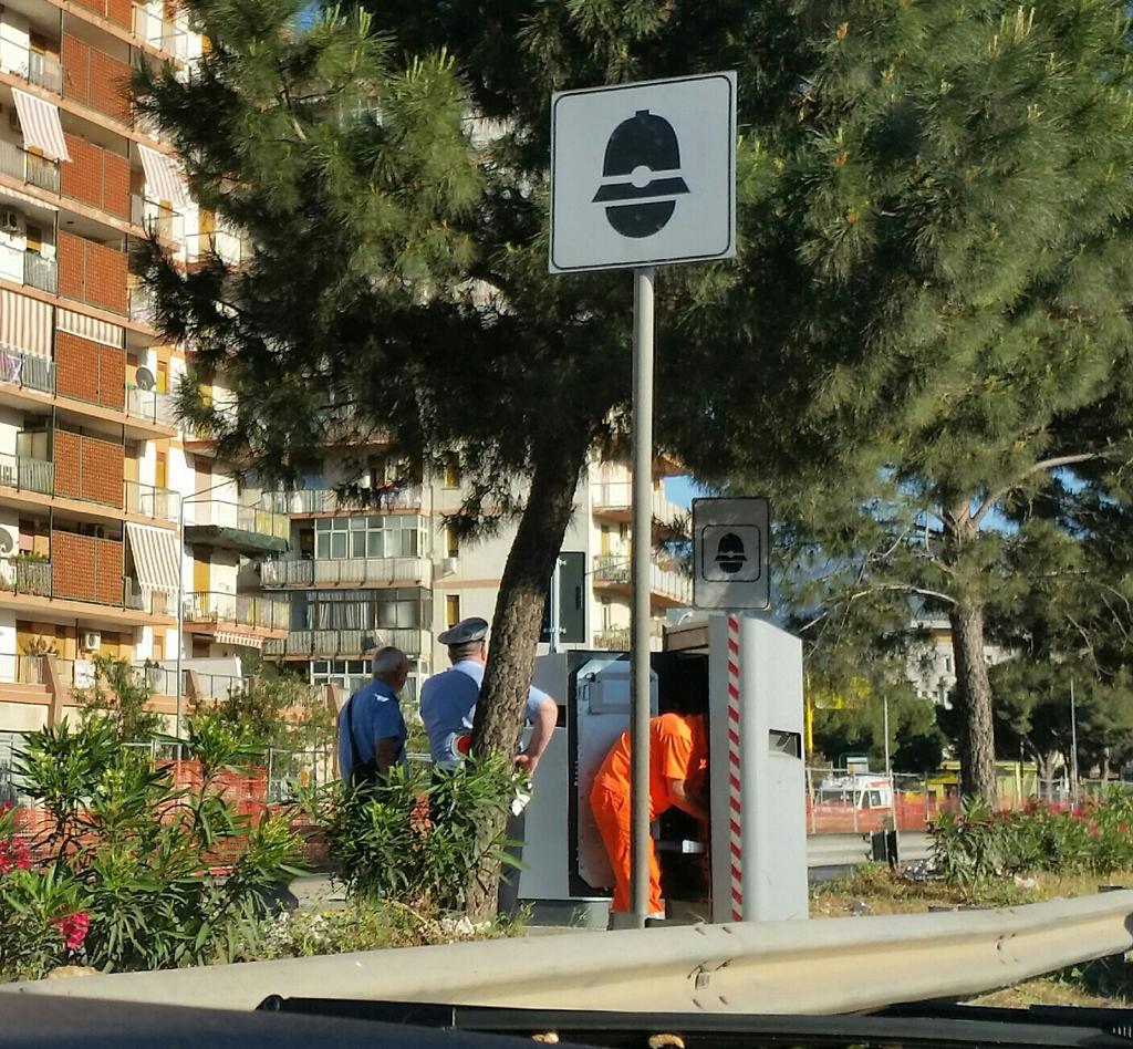 Palermo, installati altri due autovelox alla Circonvallazione