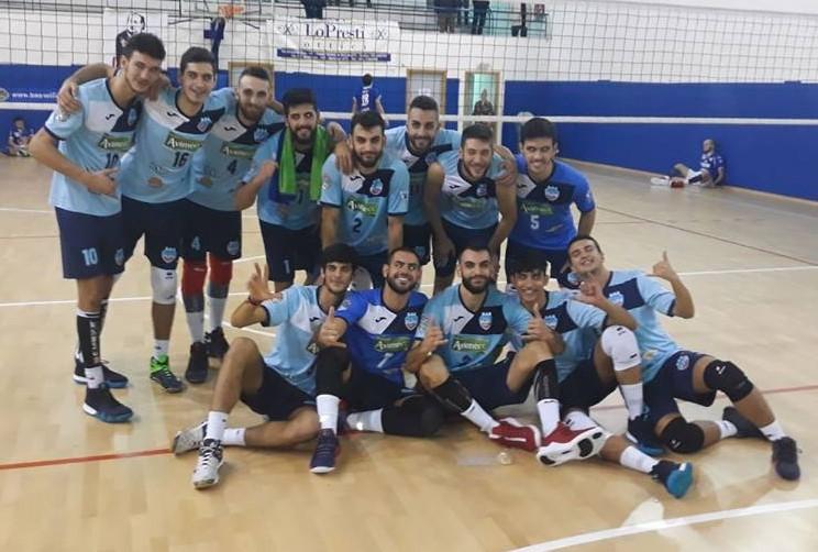 Pallavolo, serie B maschile: alla Volley Modica il primo quarto di finale di Coppa Italia