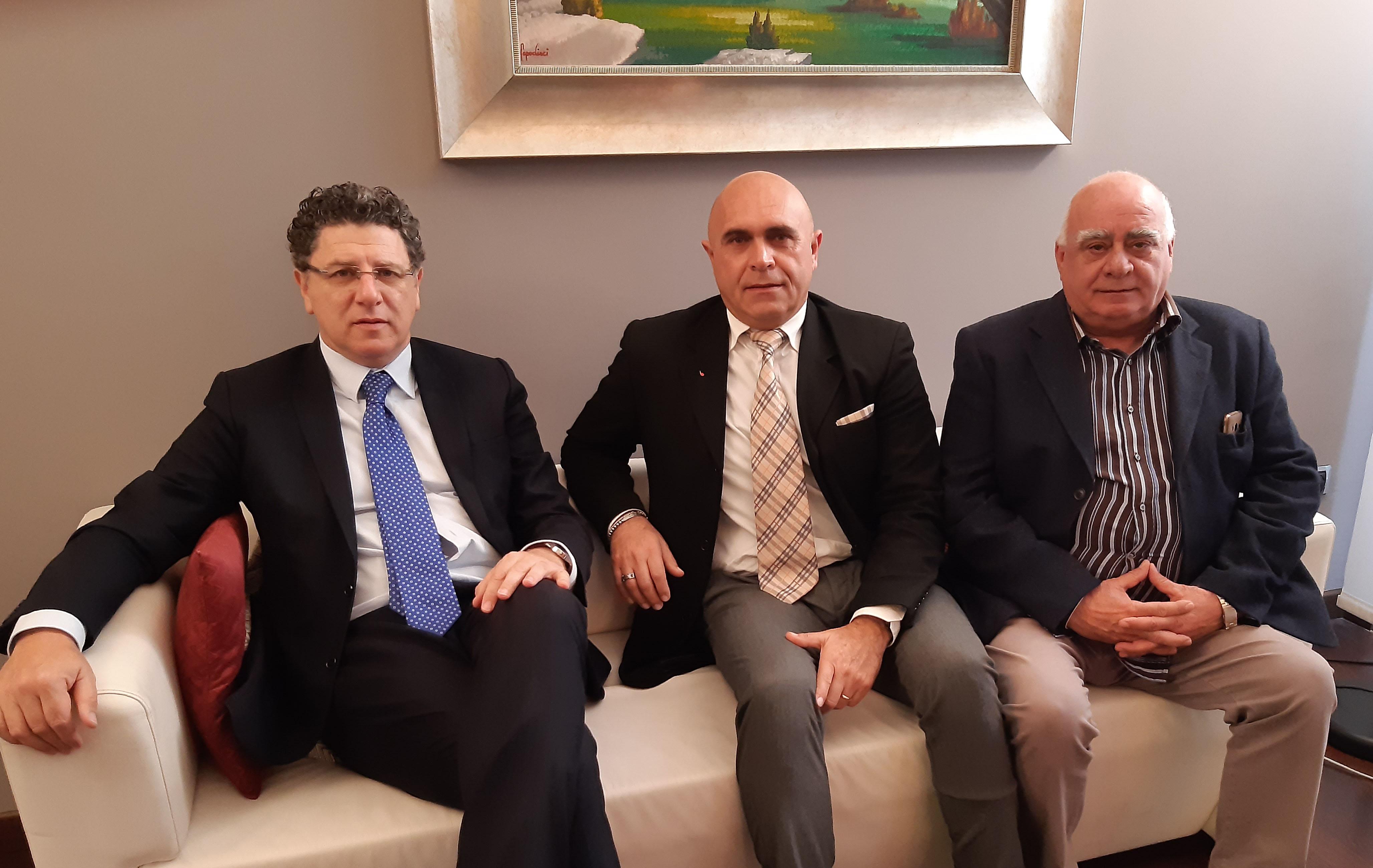 Siracusa, si rafforza la collaborazione fra l'Asp e l'Avis