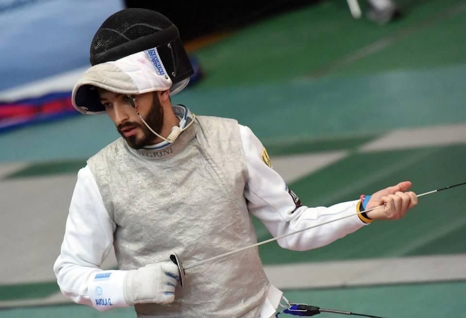 Scherma, Giorgio Avola in gara a San Pietroburgo: al via le qualifiche olimpiche