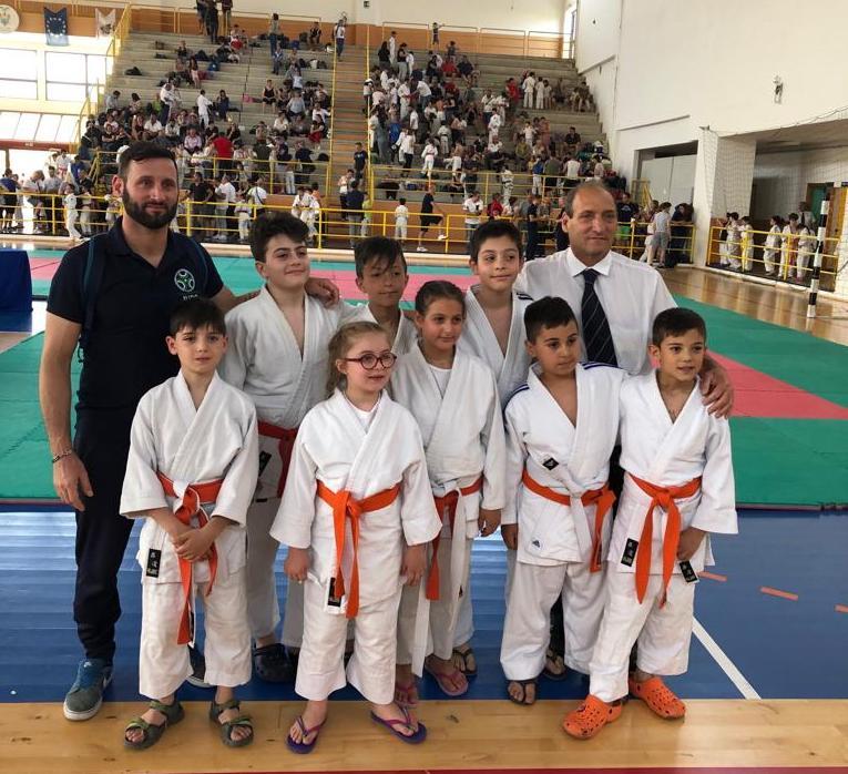 Criterium giovanissimi di Judo, sul podio piccoli atleti di Avola e Noto