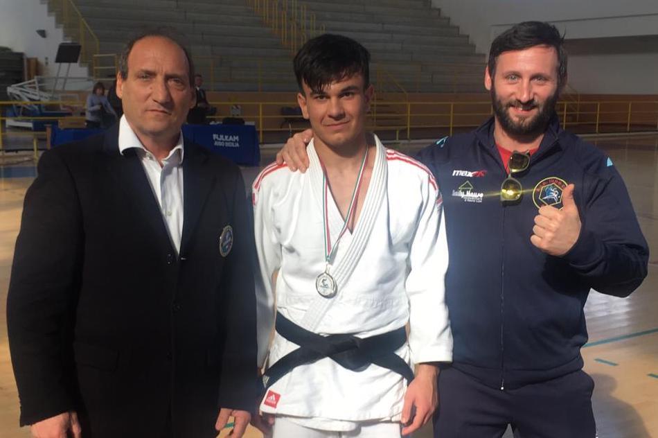 Judo Club Avola sul podio a Bagheria: Nastasi alle finali nazionali juniores