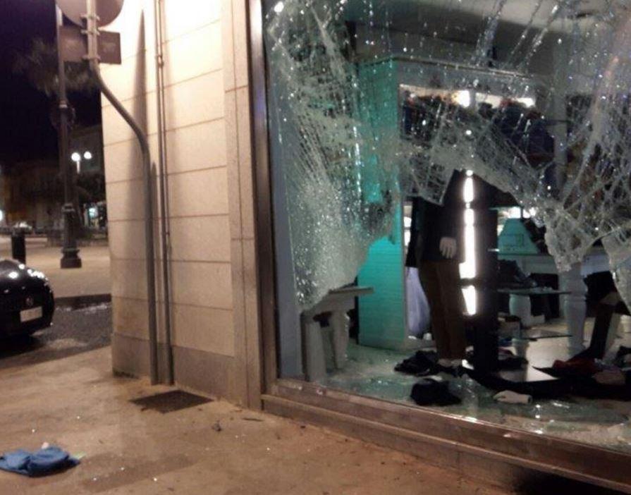 Avola, rapina con spaccata in un noto negozio del centro