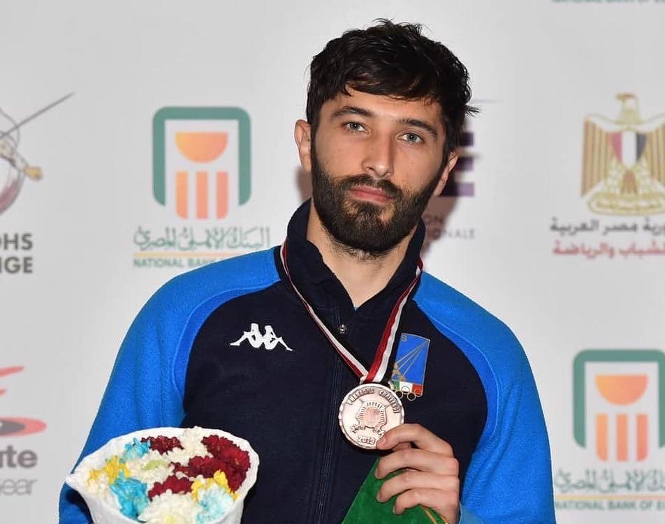 Scherma, Coppa del Mondo: due medaglie di bronzo per il modicano Giorgio Avola