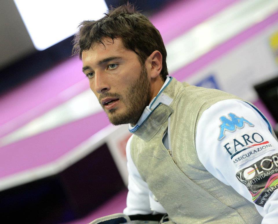 Scherma, il modicano Giorgio Avola sul podio nella Coppa del mondo di fioretto