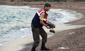 Il ministro Alfano ad Adrano per inaugurare l'asilo nido intitolato a Aylan Kurdi