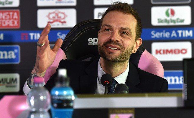 Il nuovo presidente del Palermo all'Ars: