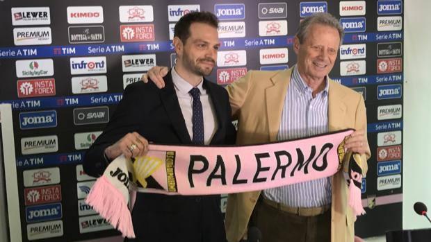 Situazione delicata al Palermo, il sindaco: