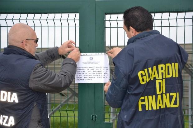 Bagheria, bancarotta fraudolenta: sigilli per due imprenditori