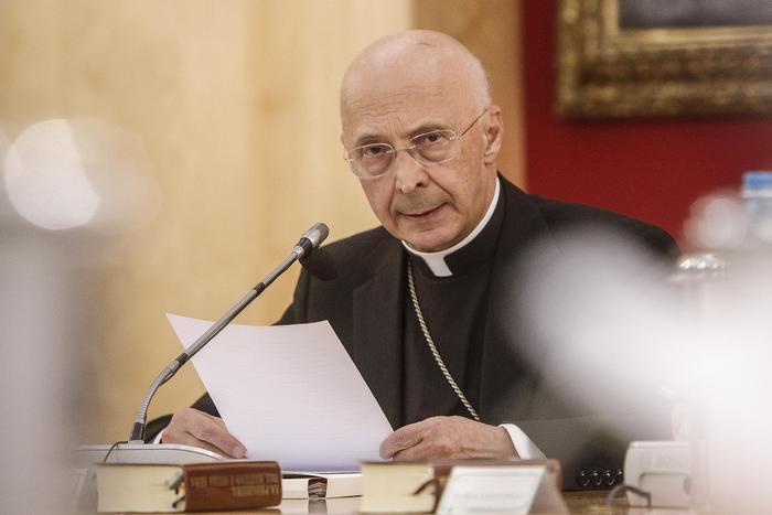 Bagnasco a Monreale per i 150 anni della Dedicazione della Cattedrale