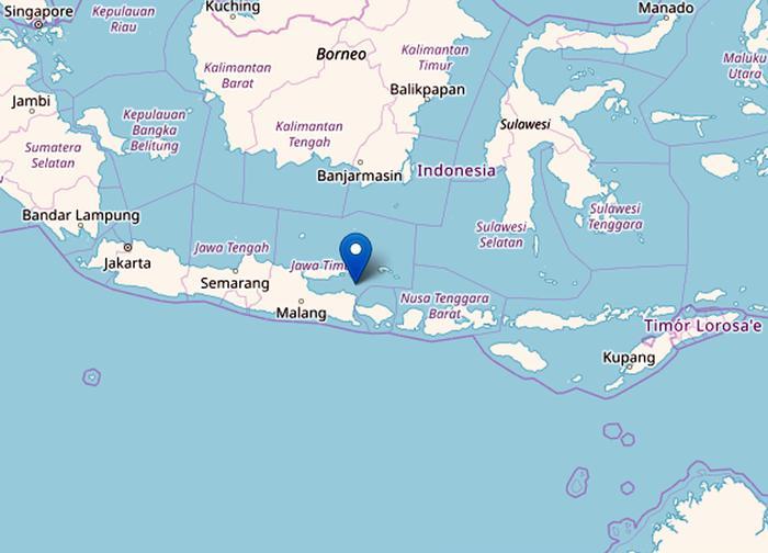 Terremoto in Indonesia di magnitudo 6.0 nelle isole Bali