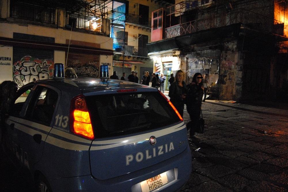 Palermo: caccia all'uomo che ha molestato studentessa