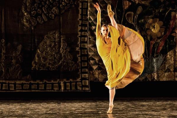Al Teatro Garibaldi di Avola in scena il Balletto del Sud