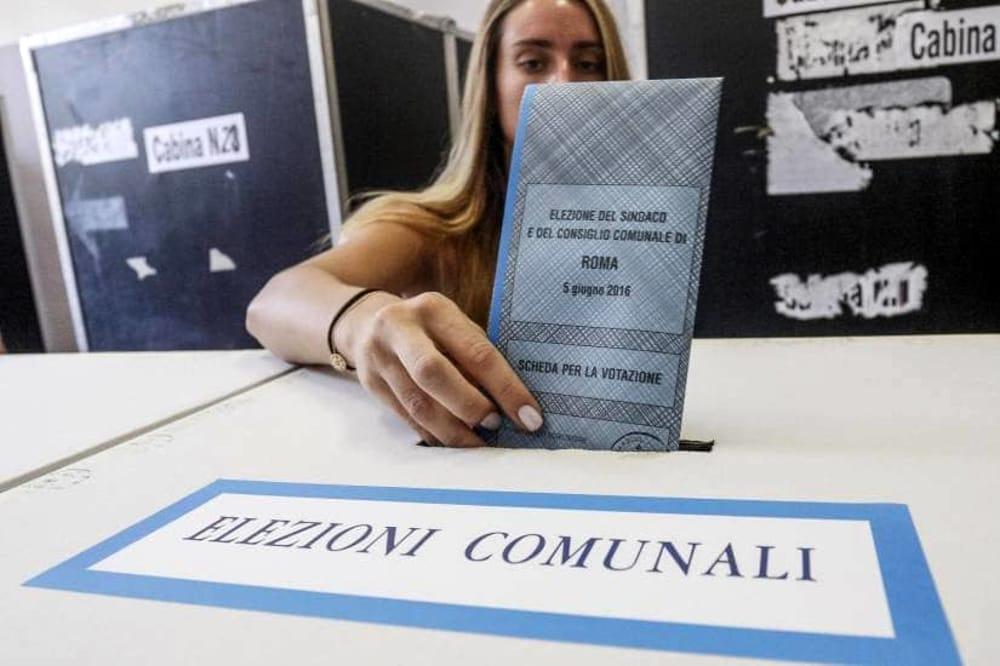 Ballottaggi in 134 Comuni, alle ore 19 ha votato il 37,87%