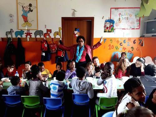 A Palermo una raccolta di beneficienza per i bimbi poveri
