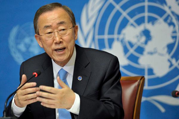 Corea del Sud, Ban Ki-moon non si candiderà a presidenza