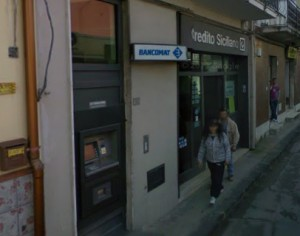 Siracusa, denunciato uno dei 4 autori della rapina al Credito Siciliano di Belvedere