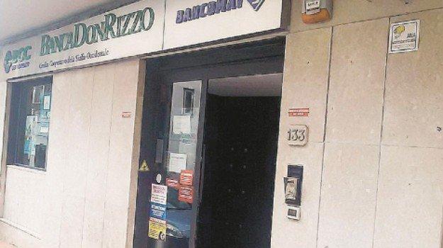 Banca 'Don Rizzo', nel 2018 utile di 1,7 milioni di euro