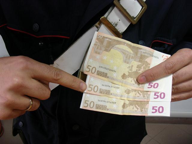 Giro di banconote false, in manette due catanesi e un colombiano