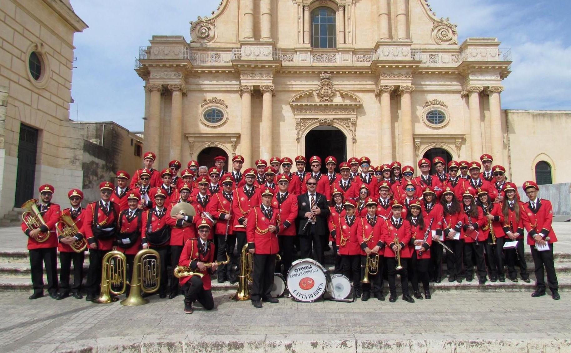 Ispica, inaugurata a Palazzo Modica-Bruno la mostra sulla banda musicale