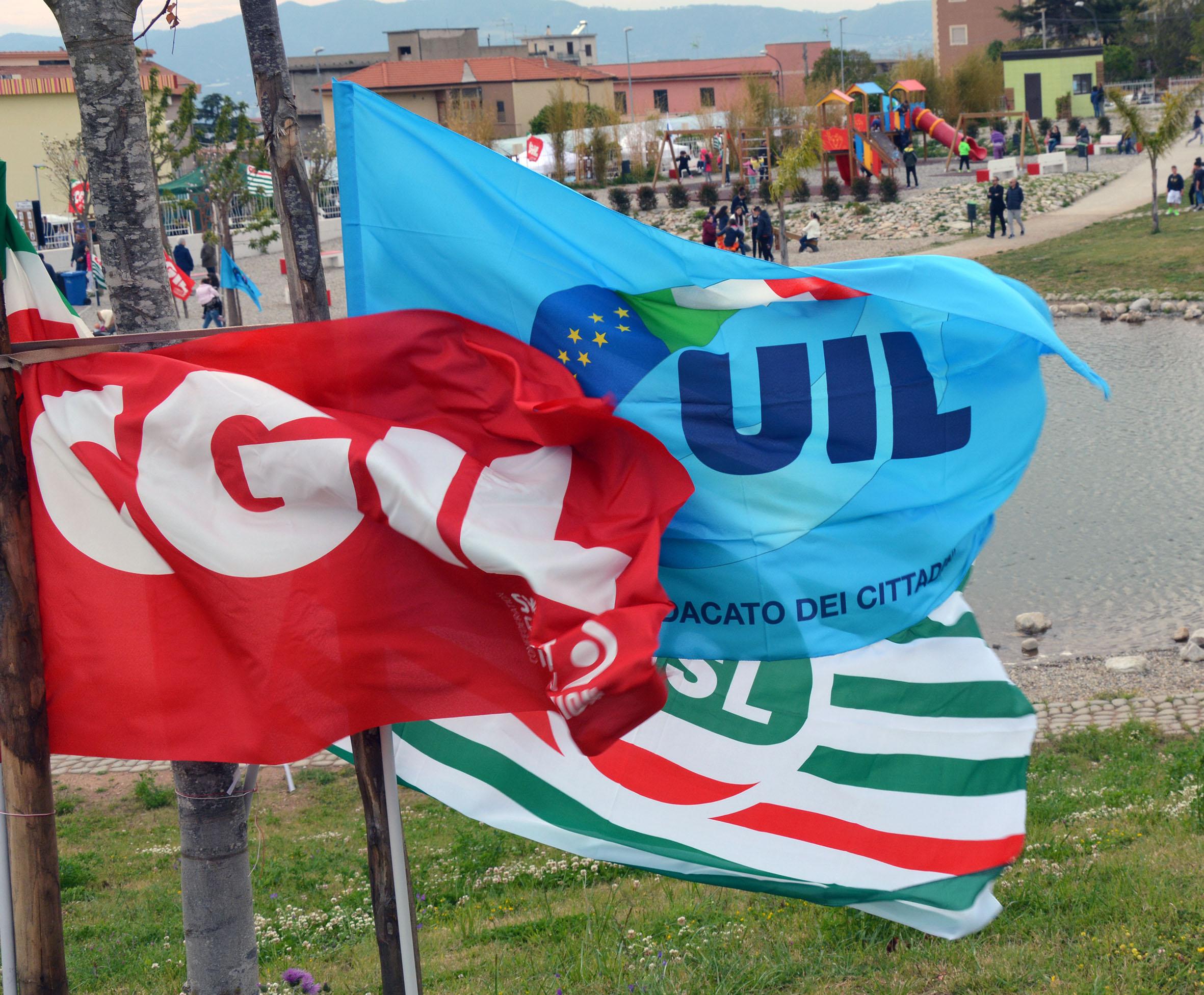 """Imprese a Siracusa, i sindacati a sostegno della Sics: """"Fronte comune"""""""