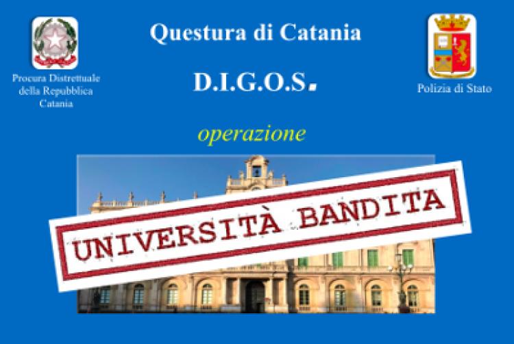 Concorsi truccati all'Università di Catania, a giudizio 2 ex rettori e 9 docenti