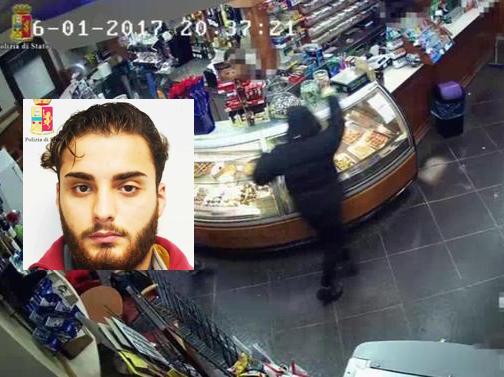 Spari in un bar di Vittoria, un video lo incastra: arrestato