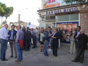Palermo, riapre il bar del Bivio: la titolare denunciò gli usurai