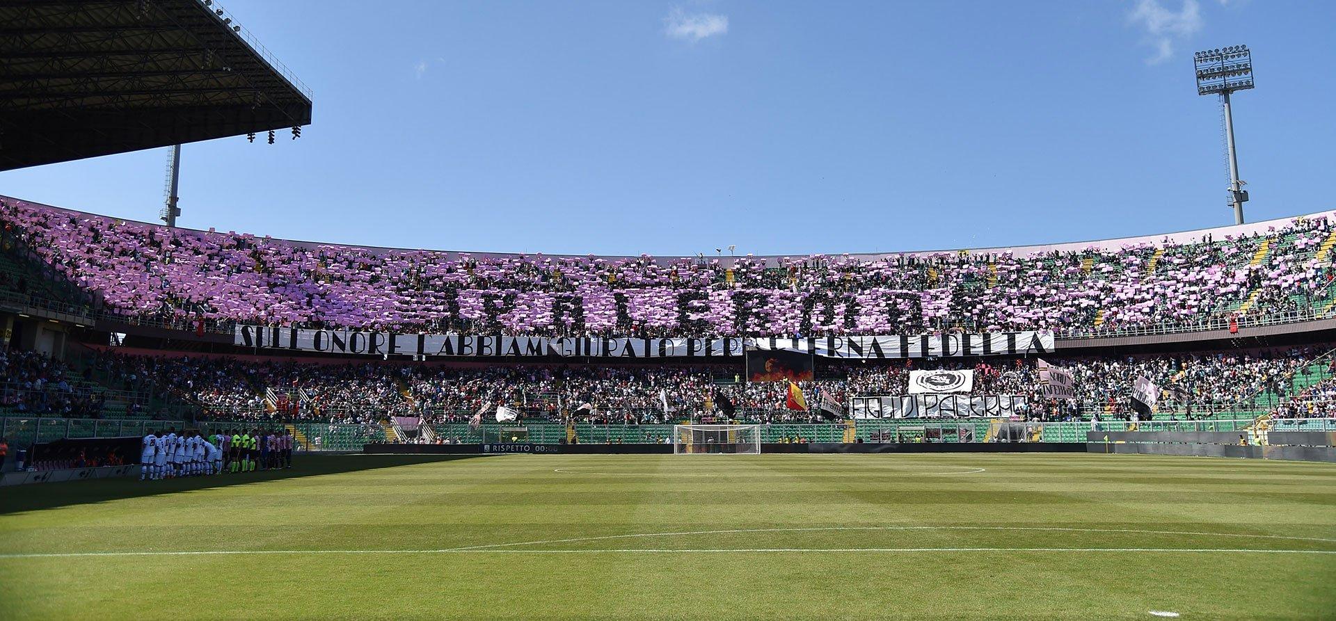 Palermo Calcio nel caos, sindaco valuta rinnovo concessione stadio