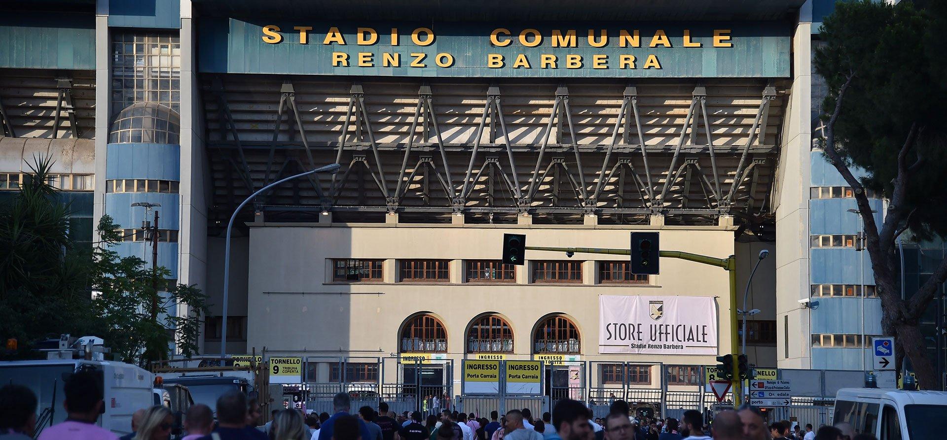 Firmata la concessione dello stadio 'Renzo Barbera' al Palermo Calcio