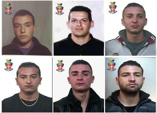 "Racket delle estorsioni alle Isole Eolie, arrestati 8 ""Barcellonesi"""