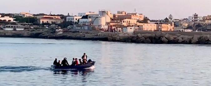 Lampedusa, due sbarchi in 12 ore: 47 migranti nell'isola