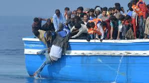 Due migranti morti e 10 dispersi nel mare della Libia