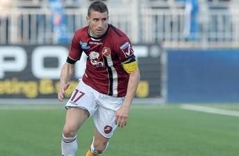 Il Trapani sconfitto di misura dalla Fiorentina in un' amichevole a Moena