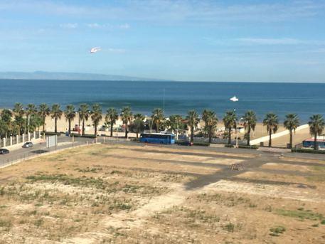Cadavere di un uomo trovare nel mare di Barletta, riprese le ricerche
