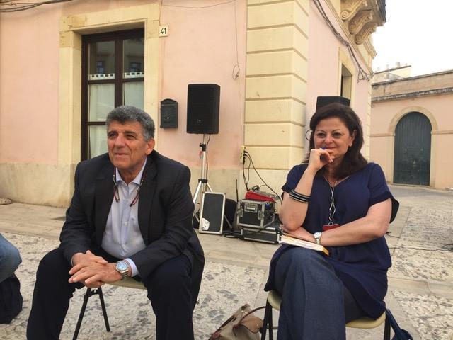 "Pietro Bartolo e Lidia Tilotta raccontano ""Lacrime di sale"" a Siracusa"
