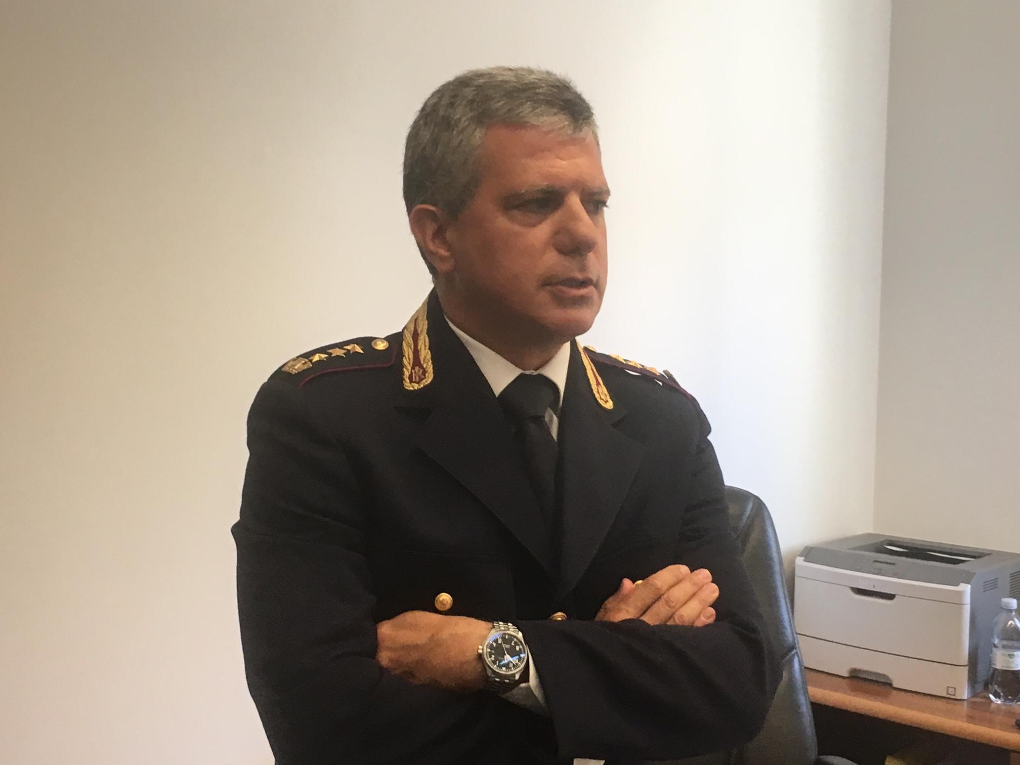 Marco Basile nuovo capo della squadra mobile di Catania