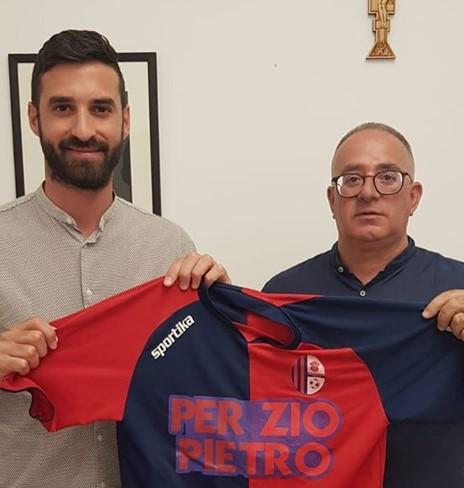Calcio, Promozione: il difensore Marco Basile riconfermato nell'organico del Modica