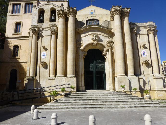 Modica, apertura Porta Santa nella Basilica Madonna delle Grazie