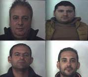 Droga a Floridia, escono dal carcere  4 dei 10 indagati nel blitz