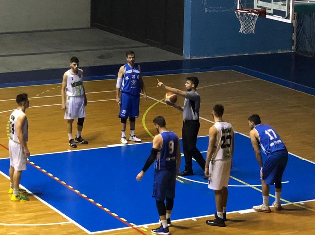 Basket, serie C silver: la Virtus Ragusa espugna il parquet della Fortitudo Messina