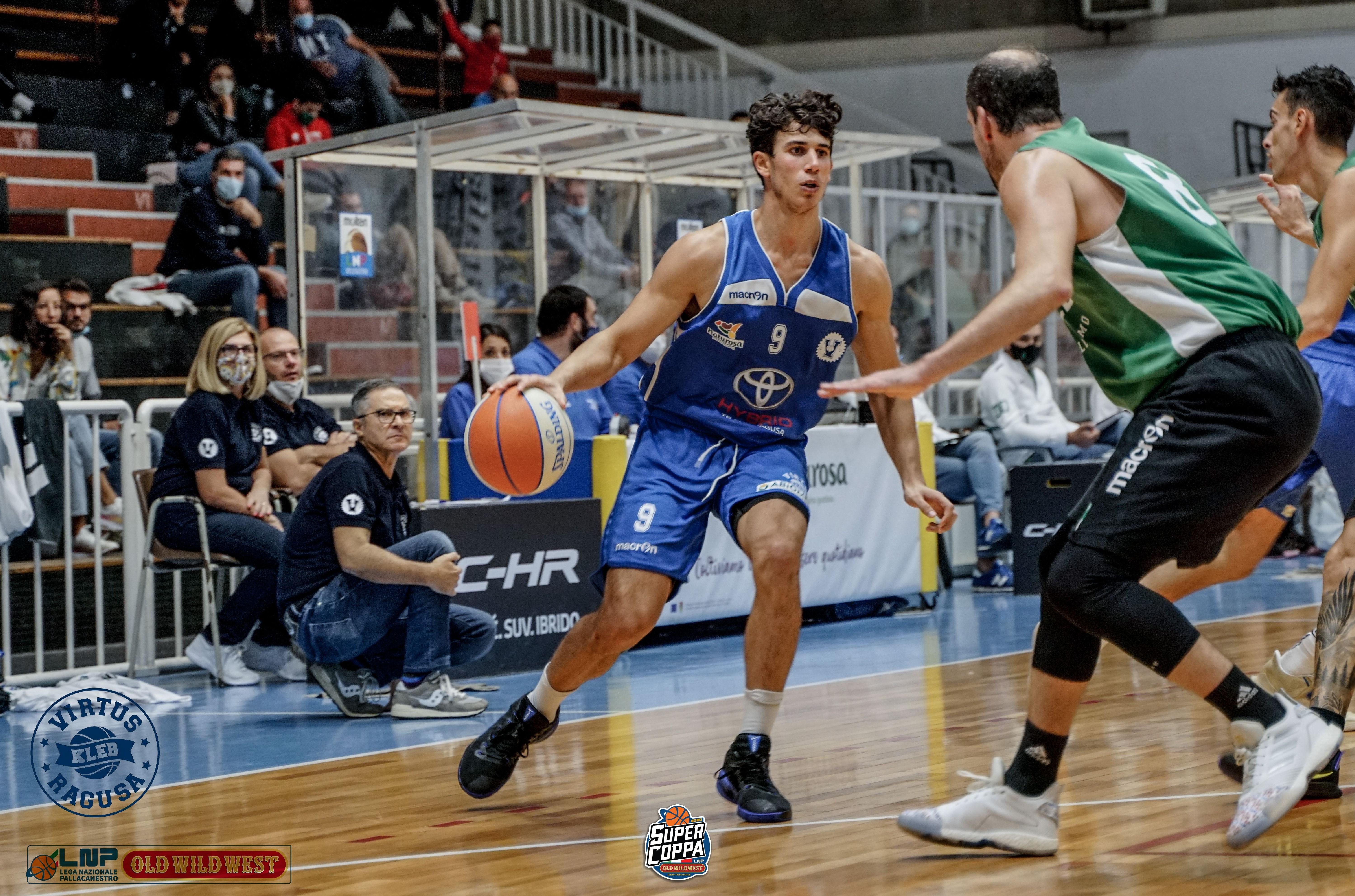Basket, Supercoppa: la Virtus Kleb Ragusa battuta dal Palermo nei secondi finali