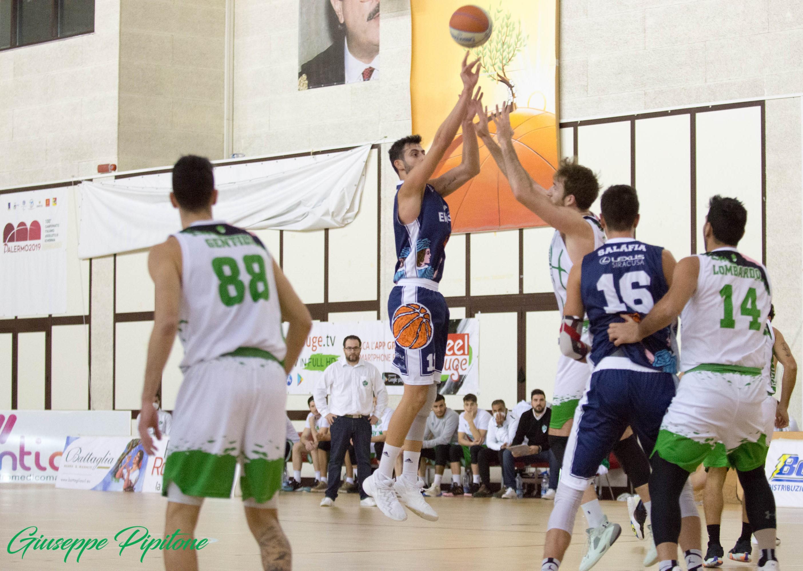 Basket, serie B: la Virtus Kleb Ragusa espugna Palermo: è la terza vittoria di fila