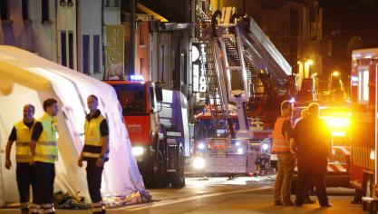 Belgio, fuga di gas provoca un'esplosione: 3 feriti