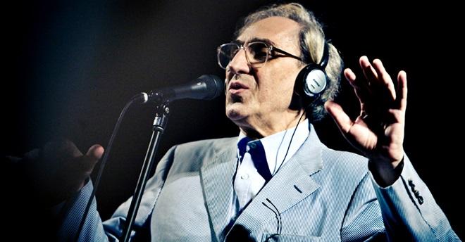 Cinque concerti di Franco Battiato, il 23 giugno a Palermo